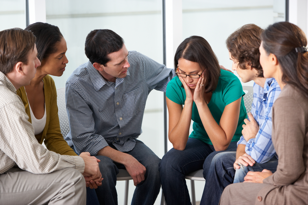 Ways To Get Out Of Depression By Joining A Support Group